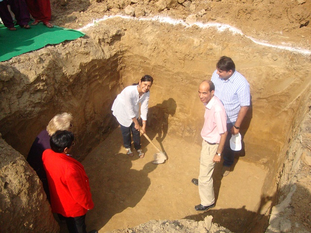 November 2012 Groundbreaking